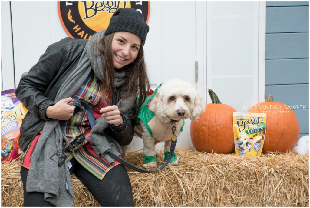 Purina Beggin sponsor of the Halloween Dog Parade