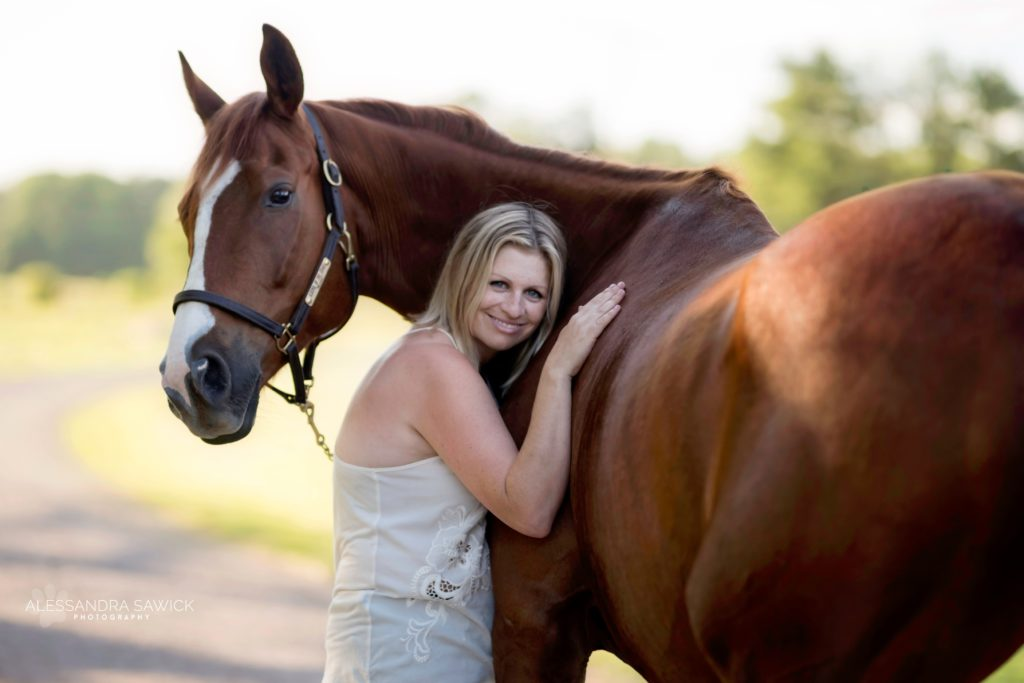 Morris County NJ equine photography